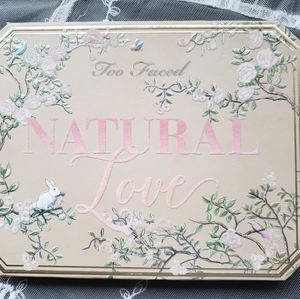 Too Faced Natural Love Eyeshadow Pallette